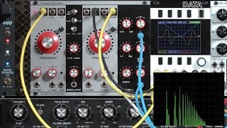 Verbos Complex Oscillator: Exponential & Linear FM (LMS: Eurorack Expansion Preview)