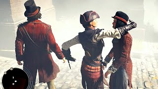 Assassin's Creed Syndicate Legendary Assassin Evie Stealth Kills  Ultra Settings