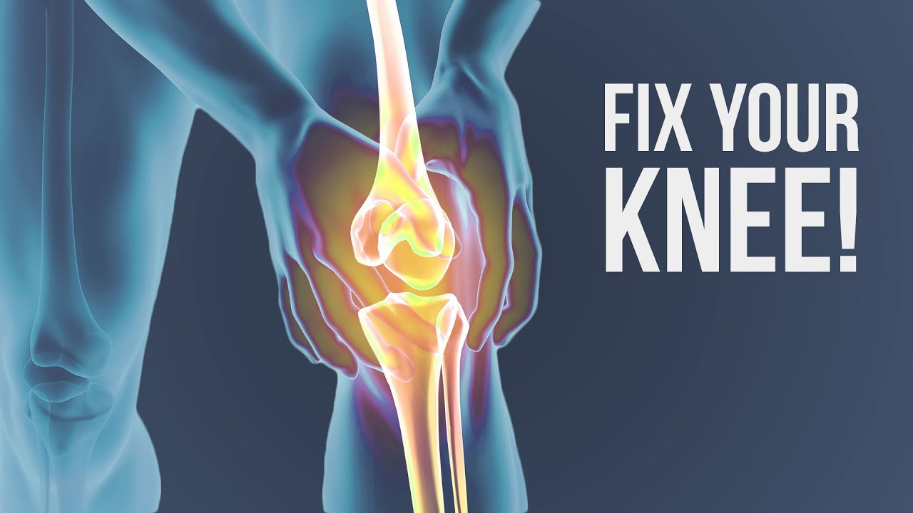 2 exercises for KNEE PAIN that you should definitely try