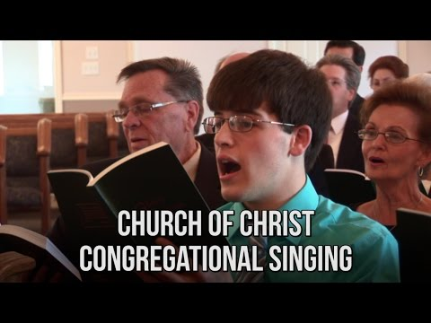 God Is Calling The Prodigal - Church of Christ Singing