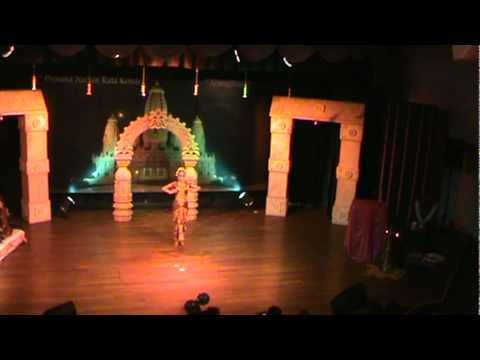 Arrangetram dance show organized by fhe youtube for Arangetram stage decoration ideas