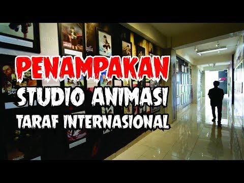 Ini Dia, Studio Animasi Paling Keren di Indonesia #Vlog 2