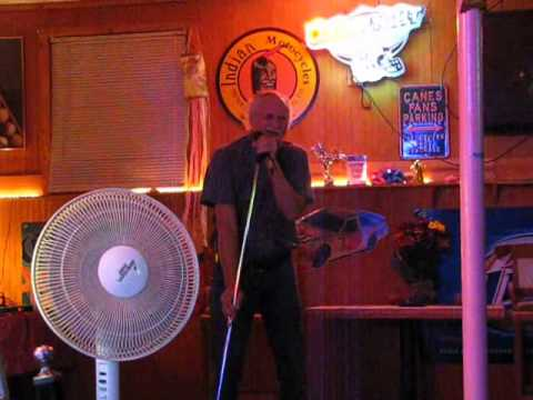 """OLD SCHOOL BLUE"" Karaoke - ""King of the Road"""