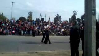 Desfile Escuela Militar 199º Aniversario Batalla de Rancagua