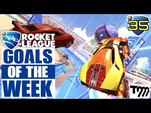 Rocket League - TOP 10 GOALS OF THE WEEK #35 (Rocket League Best Goals) thumbnail