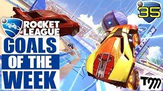 Rocket League - TOP 10 GOALS OF THE WEEK #35 (Rocket League Best Goals)