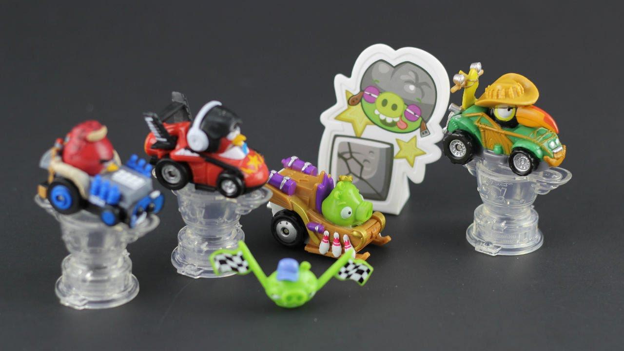 Telepods Grey Birds Kart by Hasbro Toys Toy Angry Birds GO