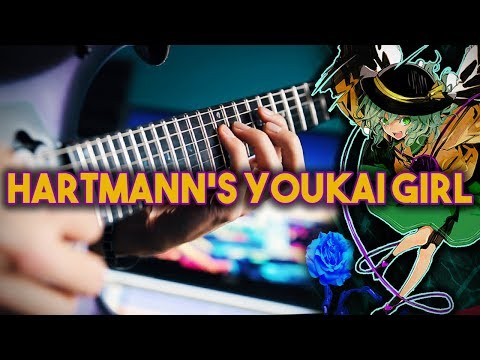 Hartmann's Youkai Girl || Metal Cover by RichaadEB