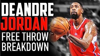 DeAndre Jordan Free Throw Breakdown: NBA Shooting Secrets