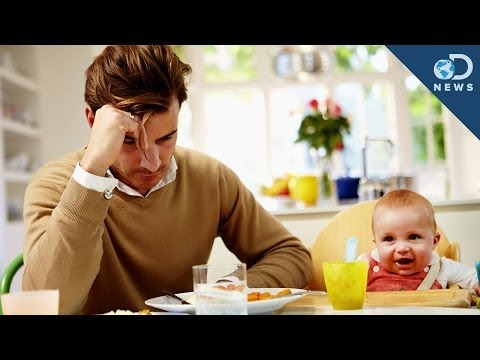 Can Men Suffer From Postpartum Depression?