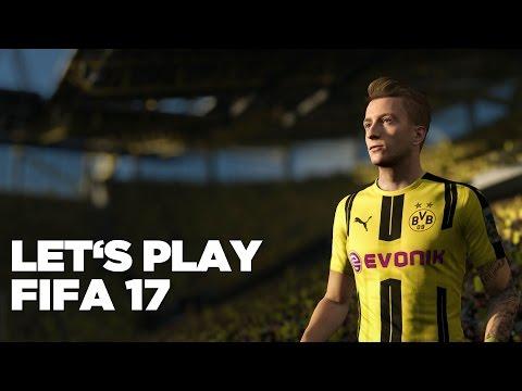 Hrej.cz Let's Play: FIFA 17 [CZ]