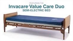 Invacare Value Care Duo Semi-Electric Bed