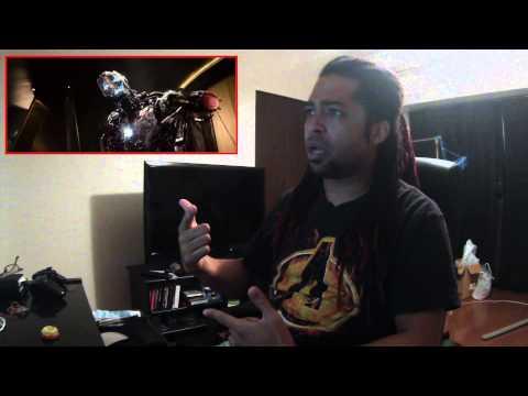 Akasan's Honest Reactions: Avengers: The Age Of Ultron Teaser Trailer