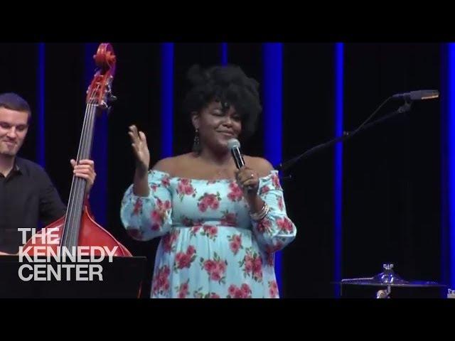 DC Jazz Festival: Christie Dashiell - Millennium Stage (June 15, 2018)