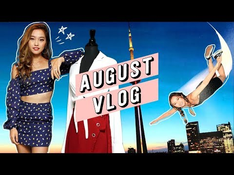 Jenn Goes To Toronto & Other Places Too!    August Vlog