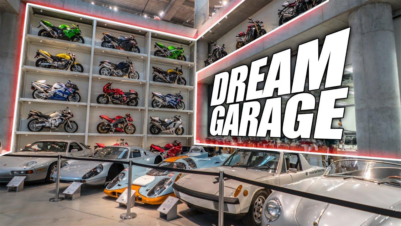 My dream garage youtube for Garage auto goussainville