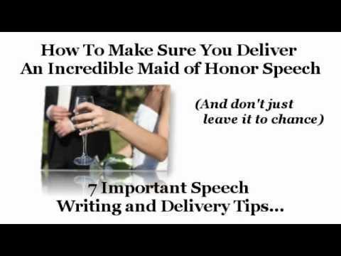Writing a great 21st speech tips