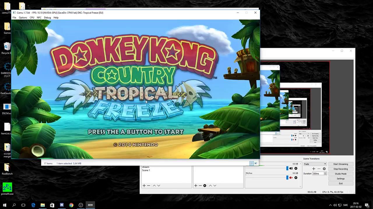 Donkey Kong Country: Tropical Freeze - CEMU Wiki