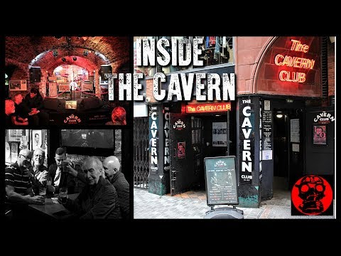 INSIDE: The Cavern Club - Liverpool