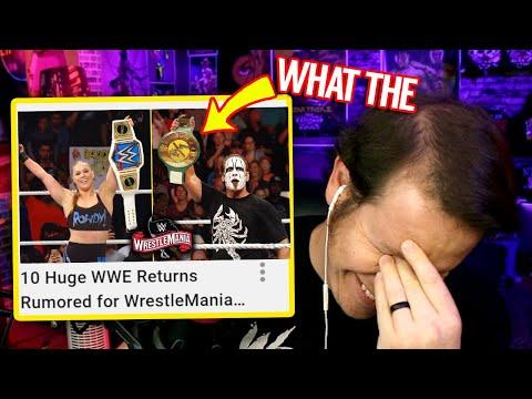 Ridiculous Wrestlemania 36 Rumors From WNN