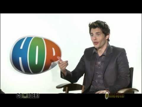 James Marsden Interview HOP