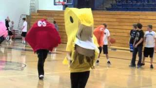 Pac-Man in the gym