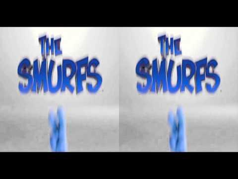 The Smurfs 2 Trailer 3D (sbs)