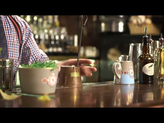 Cocktail Guide: Sarsfield Swizzle - The Wild Geese® Irish Whiskey