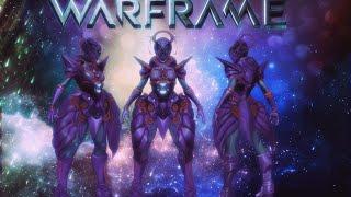 Warframe; New Trinity Skin