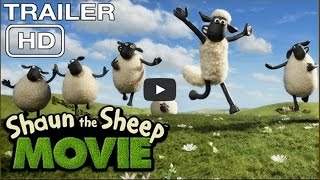 Shaun the Sheep The Movie 2015 – Official Trailer