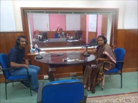 All India Radio - Rainbow FM - HEBAA - Srini Santhana
