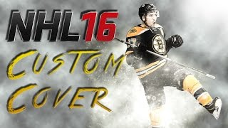 NHL 16 Custom Cover Speed Art - Patrice Bergeron (W/ Download)