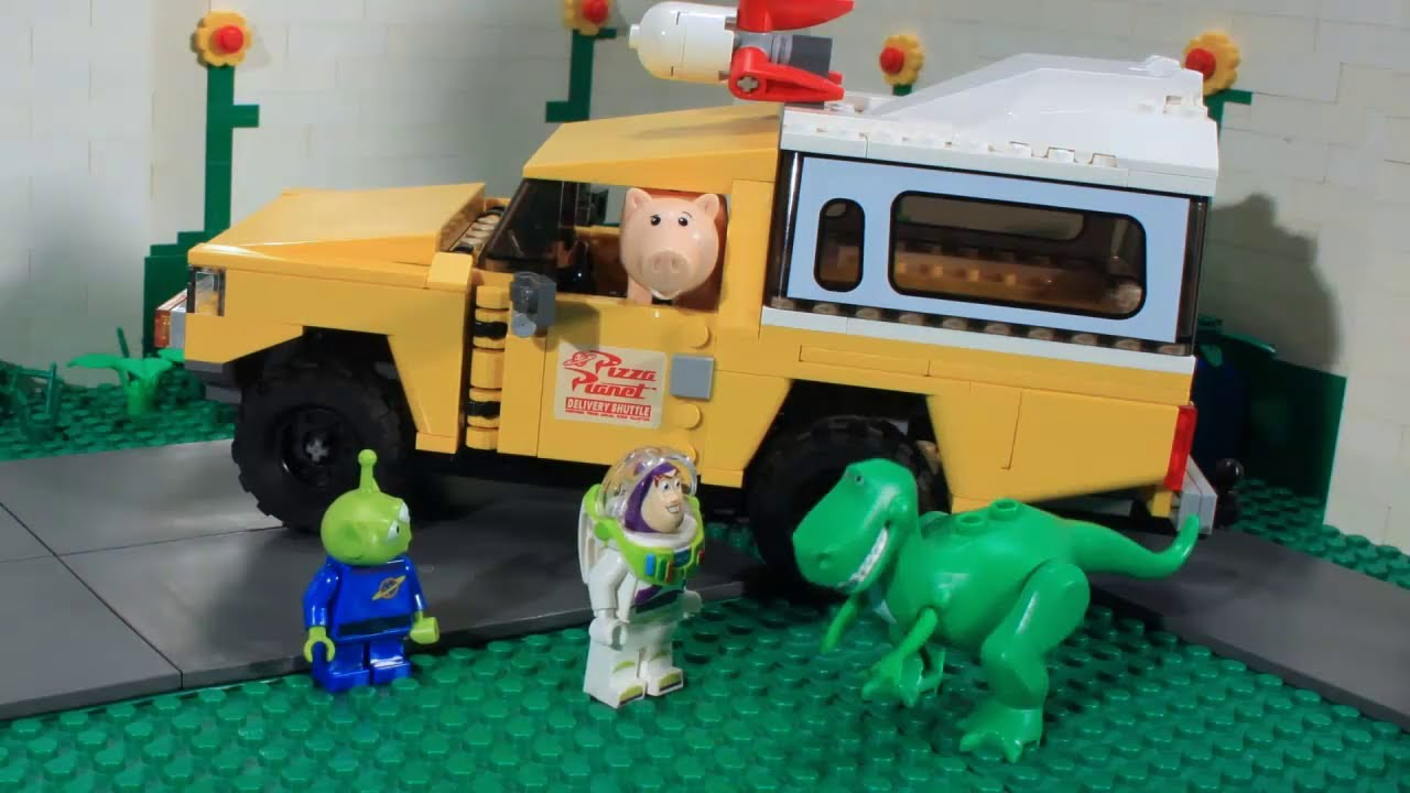 Download LEGO Toy Story - Episode 3: Bear On The Lam