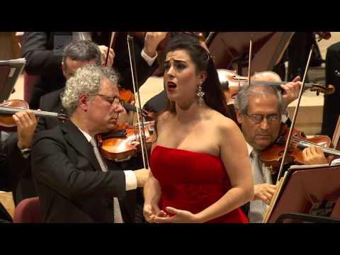"Concierto Lírico: ""Si, mi chiamano Mimi"" - Marina Silva | La Ballena Azul"