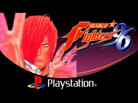 The King of Fighters '96 [PlayStation] de YouTube · Alta definición · Duración:  54 minutos 30 segundos  · Más de 1.000 vistas · cargado el 21.10.2016 · cargado por Jornada Gamer