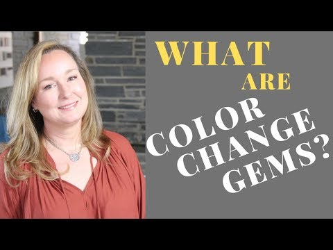 What are Color CHANGE Gems? | Jill Maurer