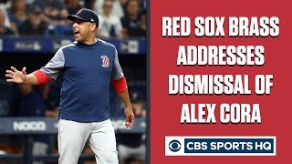 press-conference-red-sox-address-mutually-parting-ways-manager-alex-cora-cbs-sports-hq