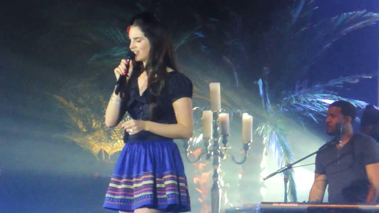Lana Del Rey — American (Live at Gasometer, Vienna)