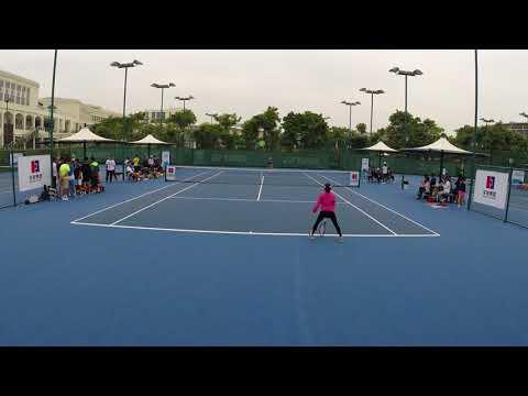 BTC Zhuhai Round 1 Girls Singles India vs Shenzhen 11 4 17