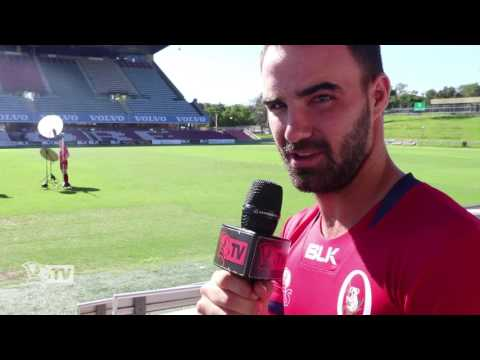 Fris TV - Frisby goes behind the scenes at Reds' Media Day