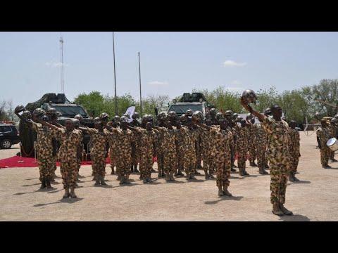 Vague de démissions dans l'armée nigériane