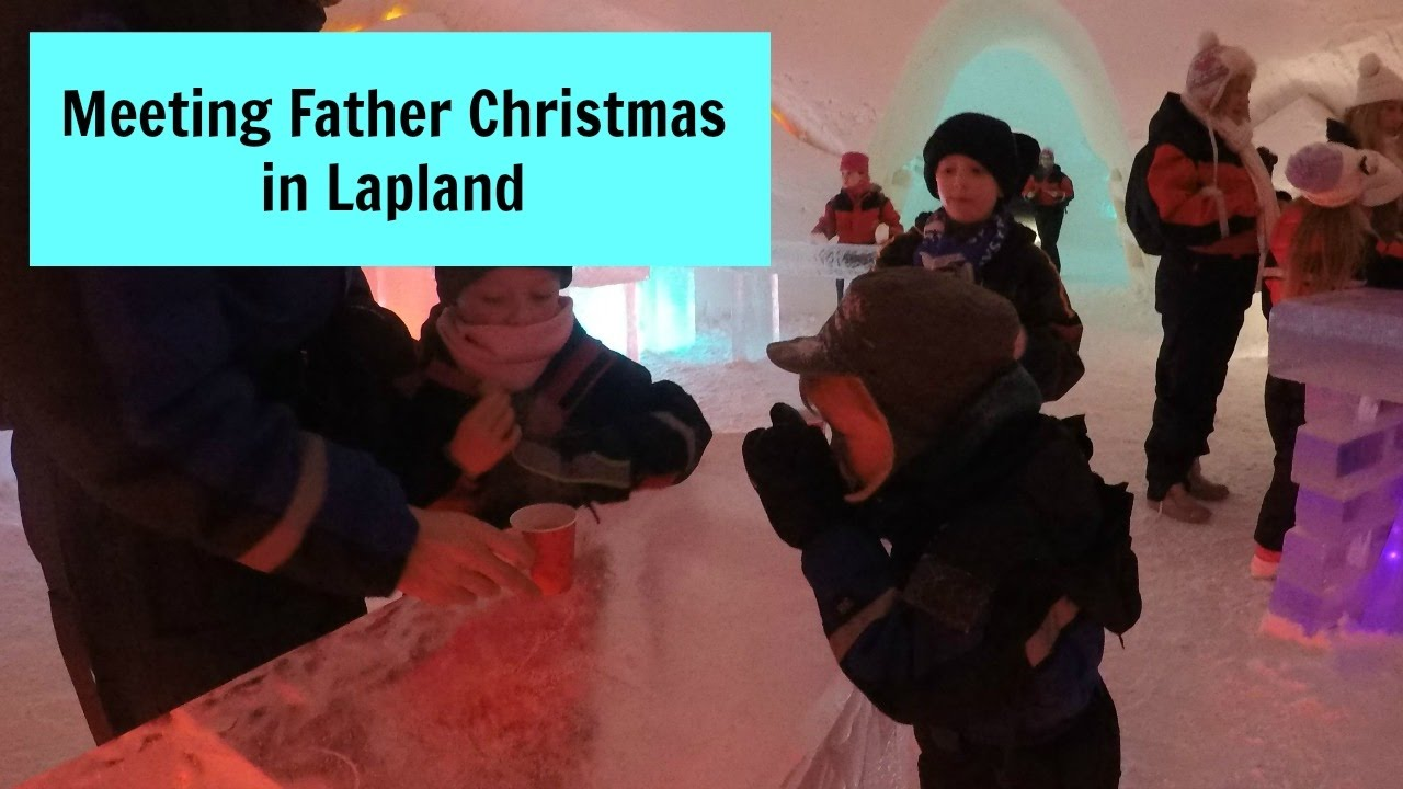 A Day Trip To Lapland To See Father Christmas