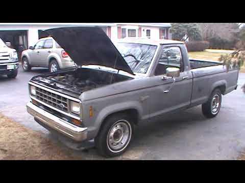 Ford Ranger Diesel >> 1983 Ford Ranger Diesel
