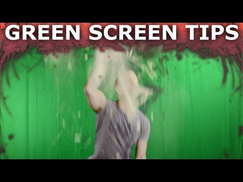 How to Avoid 5 Common Green Screen Mistakes - Visual Effects 101