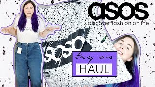 HUGE ASOS SIZE 12/14 TRY ON HAUL