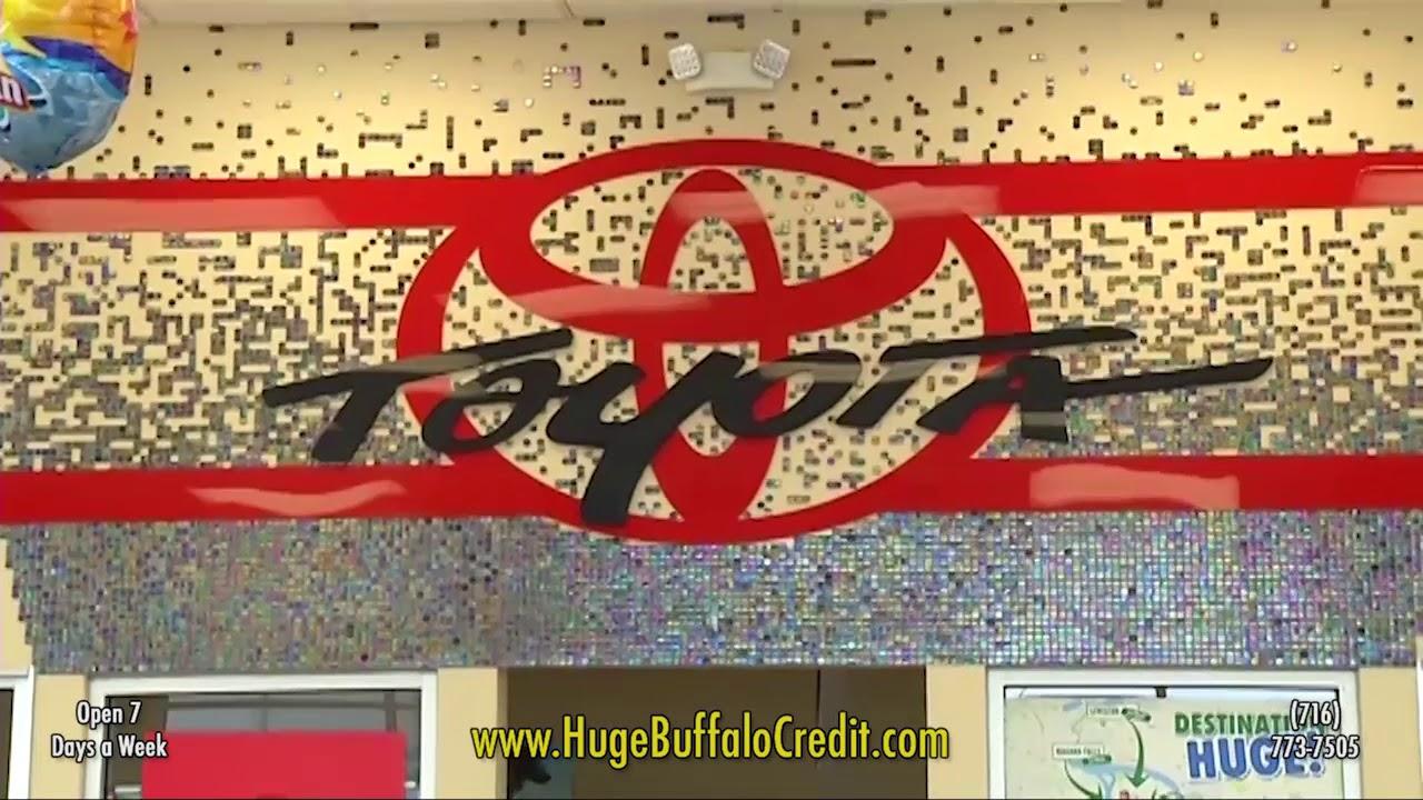 Billy Fuccillo Is At Fuccillo Toyota!