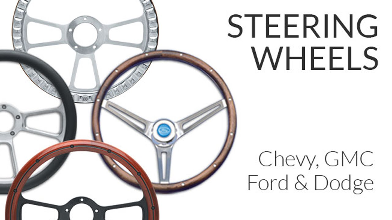 Free Catalogs For Chevy Gmc Ford And Dodge Trucks Lmc Truck >> Upgrade Your Steering Wheel To Customize Your Truck Lmc Truck