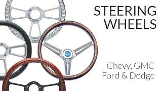 Lmc Truck: Steering Wheels