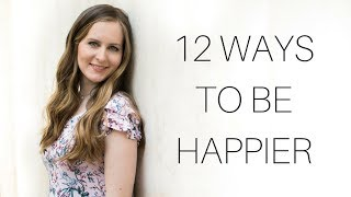 How to Be Happy & Enjoy Life