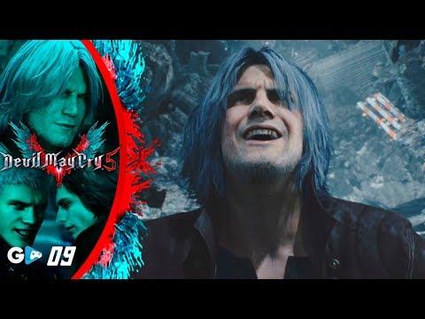 DEVIL MAY CRY 5 #09 - A nova ARMA e PODER de Dante! thumbnail